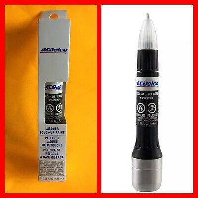 GM AC DELCO Black Lacquer Touch-Up Paint Pen ORIGINAL and NIB