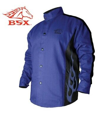 Revco BSX Stryker FR BLUE Jacket BXRB9C