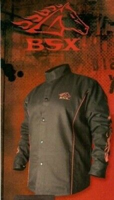 Revco BSX Stryker FR Jacket - Black BX9C