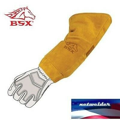 REVCO BSX® Genuine Leather Welding Glove Extender - BX-EXT