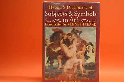 Dictionary of Subjects and Symbols in Art  Very Good Book