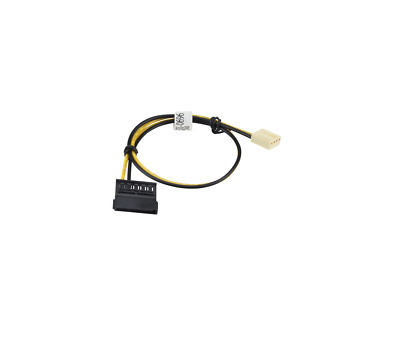 Supermicro CBL-PWEX-0645 big 4 pin male to big 4 pin female 20AWG power extension 15cm