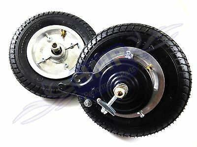 HMParts - E-Scooter Complete - Bike / Tire Set - front & rear - 8 1/2 x 2