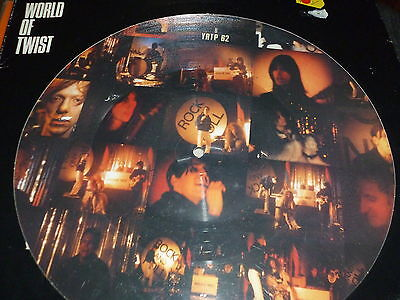 "World Of Twist ‎Sons Of The Stage 12"" Vinyl Single PICTURE DISC YRTP62"