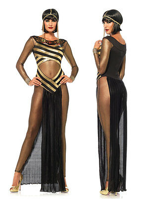 sexy Greece Queen Halloween cosplay Fancy Dress Womens Adults party Costume 8822