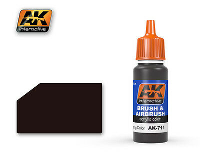AK INTERACTIVE AK711 ACRYLIC COLOR - CHIPPING COLOR 17ml