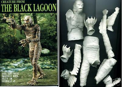 "11""Creature From BLACK LAGOON Classic Thriller Movies vinyl Model Kit 1/6"