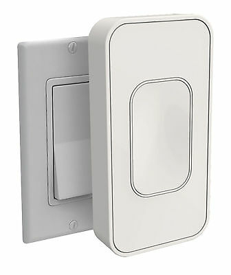 Switchmate: One-Second Installation Smart Lighting, Rocker, White