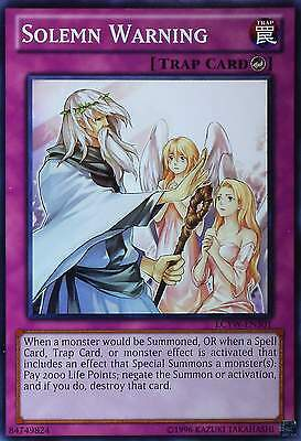 YU-GI-OH - LEGENDARY COLLECTION 3 LCYW - TRAP COMMON CARDS english 2nd Edition