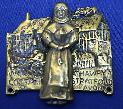 Brass Door Knocker From Uk Ann Hathaway And Cottage