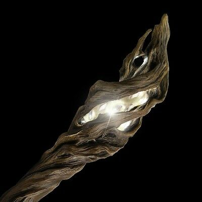 The Hobbit ILLUMINATED STAFF OF THE WIZARD GANDALF Official Prop Replica LOTR