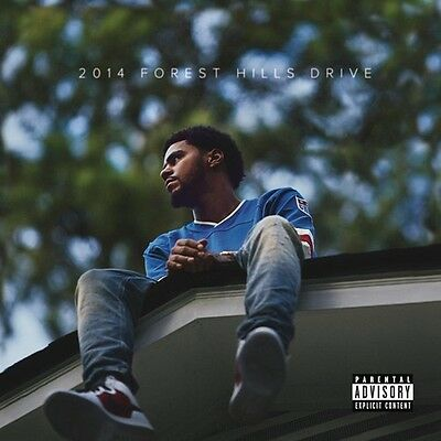J. Cole - 2014 Forest Hills Drive [New CD] Explicit