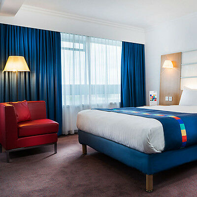 City trip @Park Inn by Radisson in Bedford! 1N for 2P incl. Breakfast!!