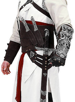 Assassin's Creed Altair Armschienen Mittelalter Reenactment Theater