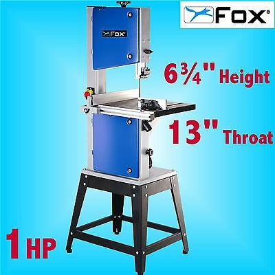 FOX F28-191 2240mm 240v Bandsaw 330 x 170mm cutting capacity 3Yr Warranty