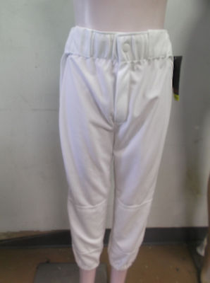 Wilson Youth White Baseball Pants Style A4281 NWT L