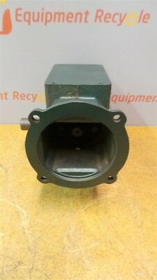 Grove Gear Ironman TM226-2 Worm Speed Reducer Flexaline 1.65 Input Rebuilt