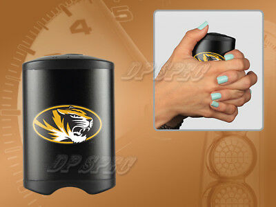 PILOT HW-935B 5200mAh OVAL POWER BANK HAND WARMER MISSOURI TIGERS