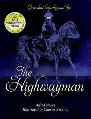 NEW The Highwayman by Alfred Noyes Paperback Book (English) Free Shipping