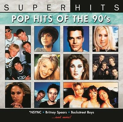 Various Artists - Super Hits: Pop Hits of the 90s [New CD]