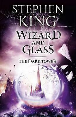NEW Wizard and Glass By Stephen King Paperback Free Shipping