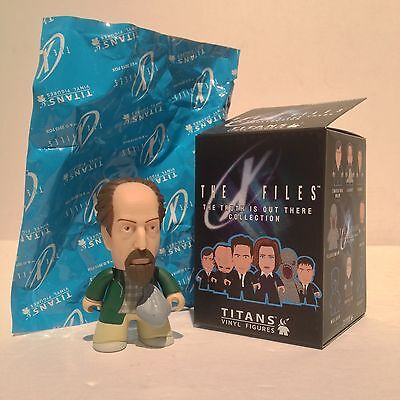 """X-Files The Truth is Out There Collection TITANS Vinyl 3"""" Figure LANNY 1/20"""