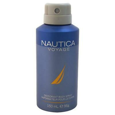 NAUTICA VOYAGE DEODORANT BODY SPRAY 5.0 oz