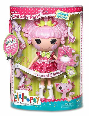 Lalaloopsy Super Silly Party Jewel Sparkles Doll