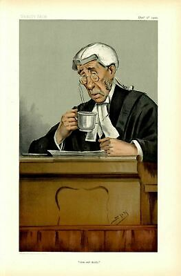 Judge Justice Gainsford Bruce Educated At Glasgow University Doctor Of Civil Law