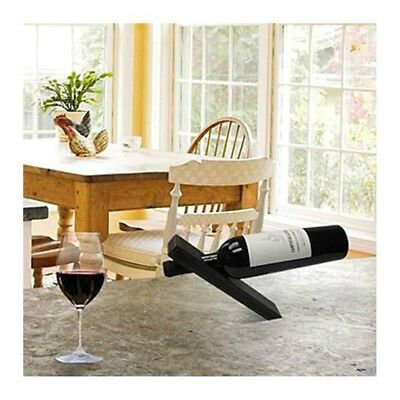 Lagute Magic Laso Rope Wine Bottle Holder Floating Illusion Stand Rack Liquor