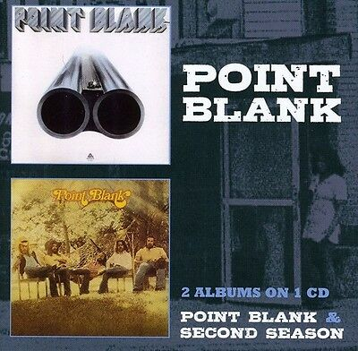 Point Blank - Point Blank/Second Season [New CD] Holland - Import