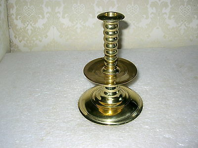 Virginia Metalcrafters Colonial Williamsburg Brush Everard Candlestick Cw 16-13