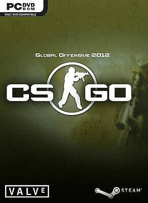 Counter-Strike: Global Offensive STEAM Key PC cs go Counterstrike cs go - SOFORT