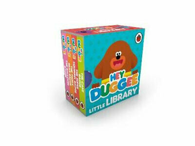NEW Hey Duggee Little Library By Ladybird Other Free Shipping