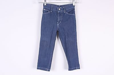 "Vintage 70S ""Mann"" Denim Jeans Pants Boys Size 22-14"