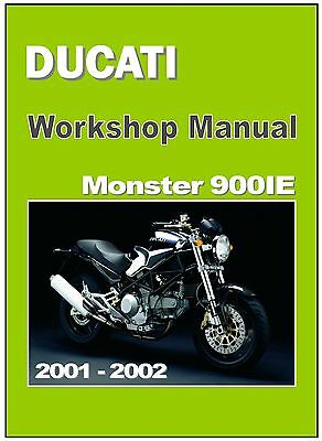 2000 ducati 996 factory workshop manual cad. Black Bedroom Furniture Sets. Home Design Ideas