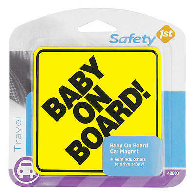 Safety 1st Baby On Board Car Magnet