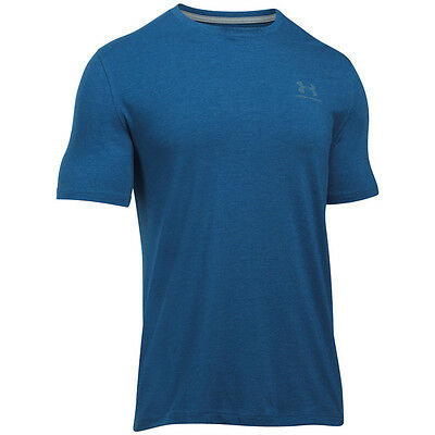Under Armour Sportstyle Left Chest Logo T-Shirt Charged Cotton heron 1257616-480