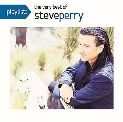 Steve Perry - Playlist: The Very Best of Steve Perry [New CD]