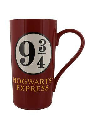 Harry Potter  Hogwarts Express Latte Official Mug Coffee Cup New Gift Box