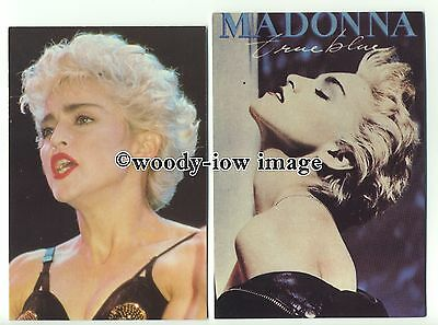 su2380 - Madonna - 6 postcards all shown in item description