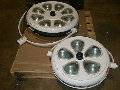 Skytron Two Surgical Light Heads If22 And If 30
