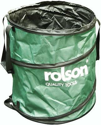 Rolson Tools - 82505 - Pop Up Garden Bin / Bag Heavy Duty