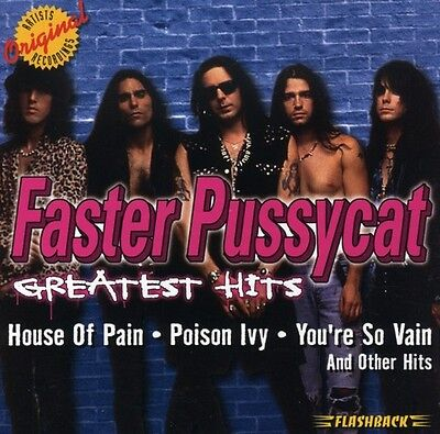 Faster Pussycat - Greatest Hits [New CD]
