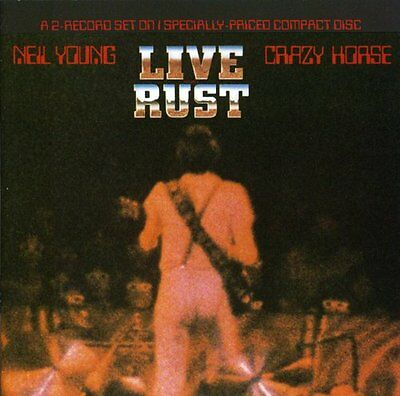 Neil Young, Crazy Horse - Live Rust [New CD]
