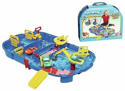 Smoby Aqua Play Lock Box. From the Official Argos Shop on ebay