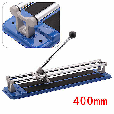 Tile Cutter Professional Manual Floor Wall Tile Cutting Tool Machine 400mm New