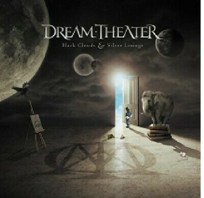 Dream Theater - Black Clouds & Silver Linings [New CD]
