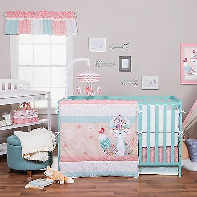 Trend Lab Wild Forever Baby Nursery Crib Bedding CHOOSE FROM 3 4 5 Piece Set