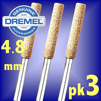 Dremel 454 Chainsaw Sharpening Grinding Stone 4.8mm chain saw multi tool rotary